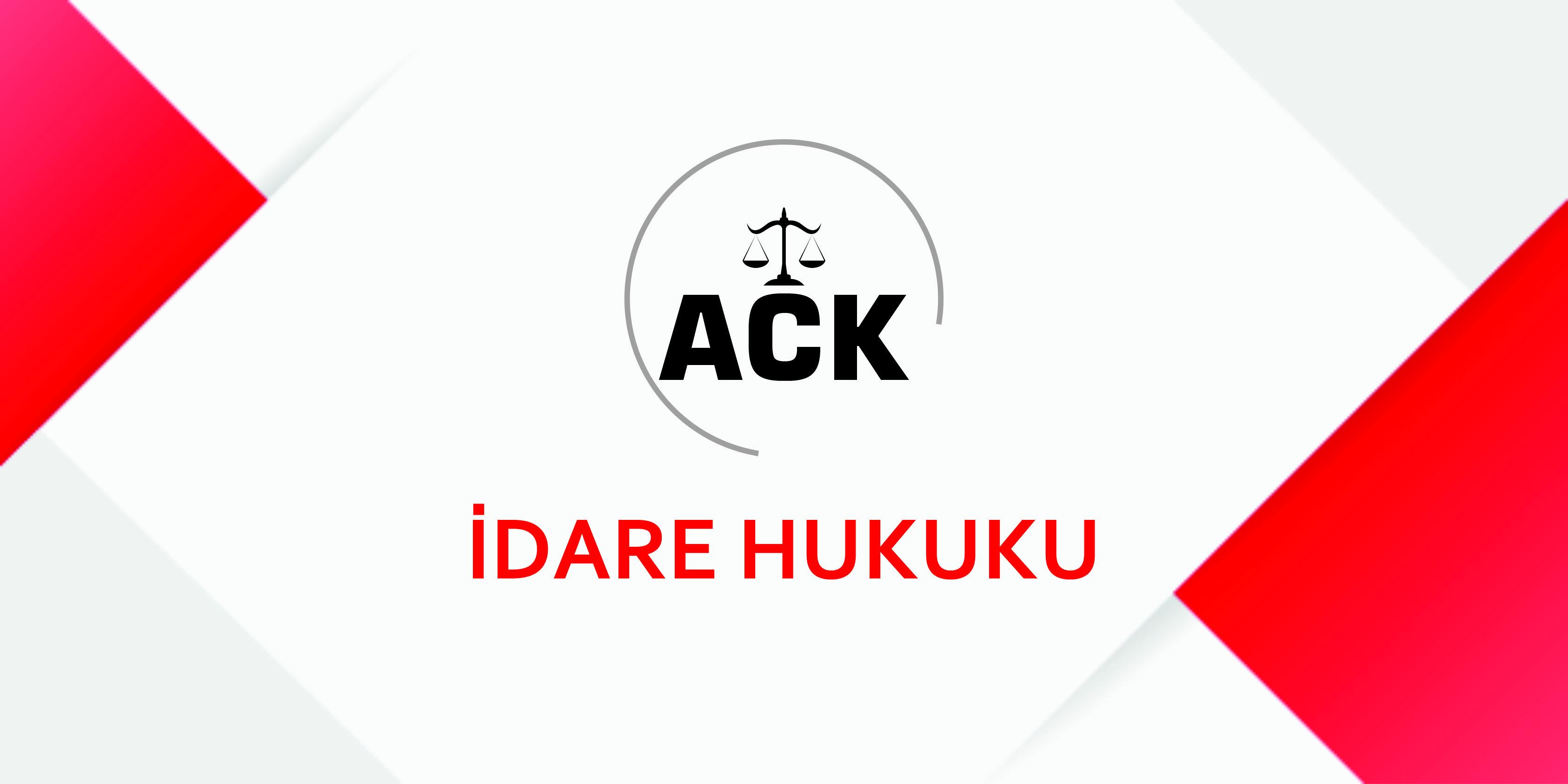 Gaziantep İdare Hukuku Avukatı Aziz Cihan KAÇIRAN